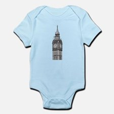 London Big Ben Infant Bodysuit
