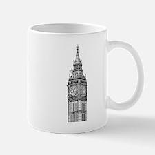 London Big Ben Mug