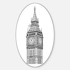 London Big Ben Decal