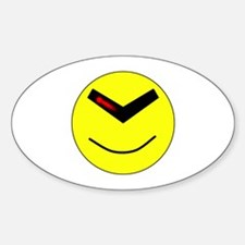 Smiley Cylon Decal