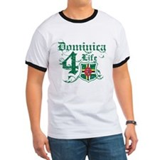 Dominica for life designs T