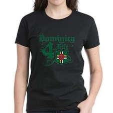 Dominica for life designs Tee