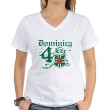 Dominica for life designs Shirt