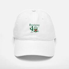 Dominica for life designs Baseball Baseball Cap