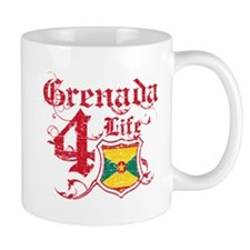 Grenada for life designs Mug