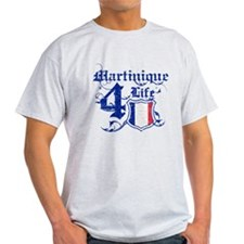 Martinique for life designs T-Shirt