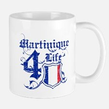 Martinique for life designs Mug