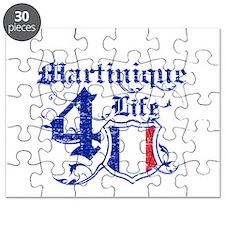 Martinique for life designs Puzzle