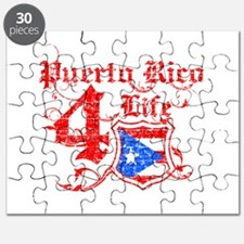 Puerto Rico for life designs Puzzle