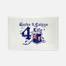 Turks and Caicos Island for life designs Rectangle