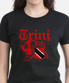 Trinidad and Tobago for life designs Tee