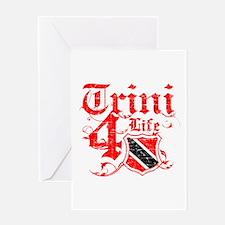 Trinidad and Tobago for life designs Greeting Card