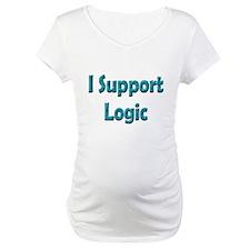 I Support Logic Shirt