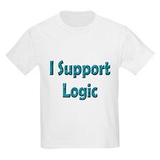 I Support Logic T-Shirt