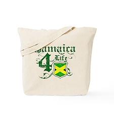 Jamaica for life designs Tote Bag