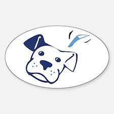 BW, Inc. Sticker (Oval)