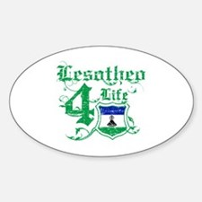Lesotho for life designs Decal