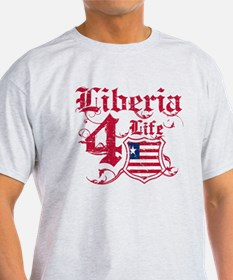 Liberia for life designs T-Shirt