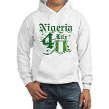 Nigeria for life designs Hoodie