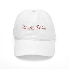 BullyWag - Red Baseball Cap