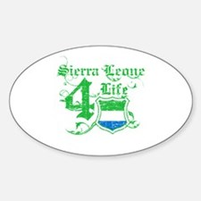Sierra Leone for life designs Decal