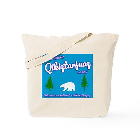 Qikiqtarjuaq Tourism Tote Bag
