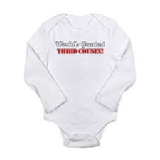 Unique Great grandfather Long Sleeve Infant Bodysuit
