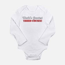 Funny Step mom Long Sleeve Infant Bodysuit