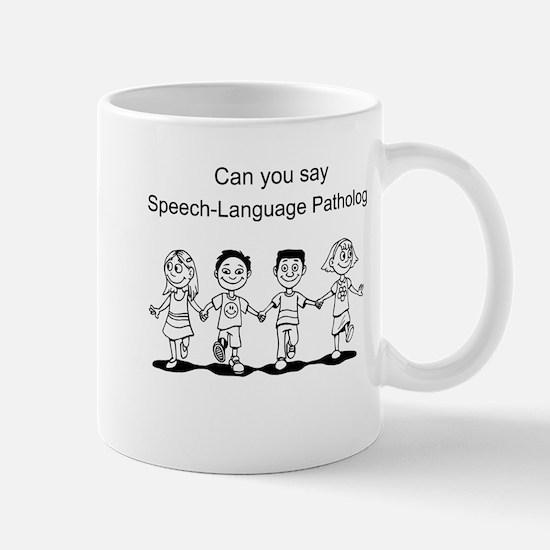 Can You Say? Mug