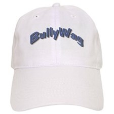 BullyWag blue arch Baseball Cap