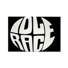 Idle Race Rectangle Magnet