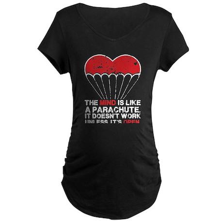 The Mind Maternity Dark T-Shirt