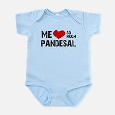 Pandesal Infant Bodysuit