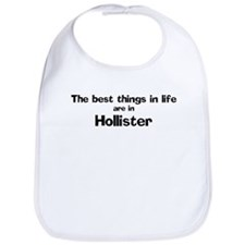 Hollister: Best Things Bib