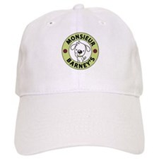 Monsieur Barneys Logo Baseball Cap