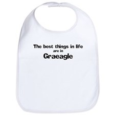 Graeagle: Best Things Bib