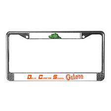 Unique Dc License Plate Frame