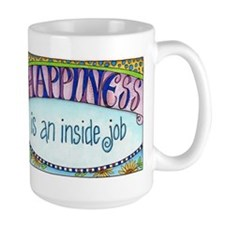 Happiness Ceramic Mugs