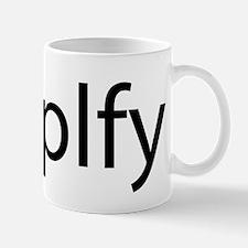 Smplfy (Simplify) Mug