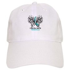 Butterfly Cervical Cancer Hat