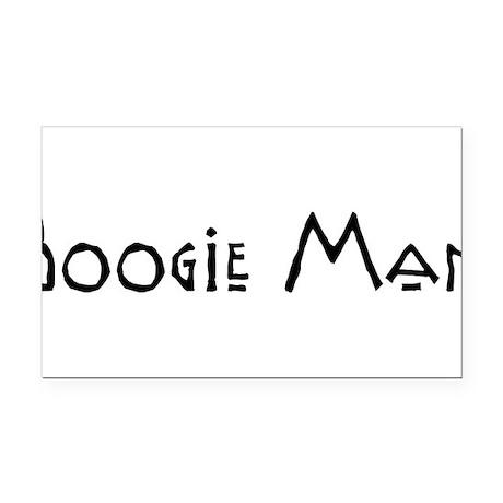 BoogieMan10.png Rectangle Car Magnet