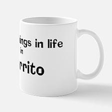 El Cerrito: Best Things Mug