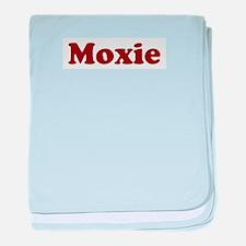 Moxie baby blanket