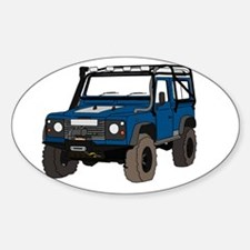 Off-road Defender 90 Colour Decal