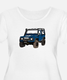 Off-road Defender 90 Colour T-Shirt