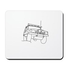Discovery Off-Road Mousepad