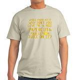 Princess bride t shirt Mens Light T-shirts