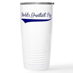 Worlds Greatest Pap Travel Mug