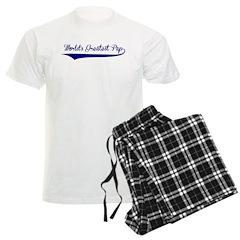 Worlds Greatest Pap Pajamas