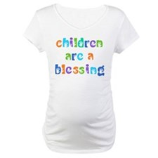 CHILDREN ARE A BLESSING Shirt